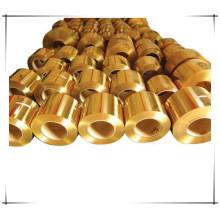 Bande de cuivre haute précision C26200 (CuZn33), C27000 (CuZn35), C27200 (CuZn37)