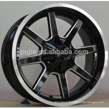 2016 new design 17inch 6*139.7 car alloy wheel