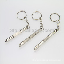 Keychain Screwdrivers with 5 Blades