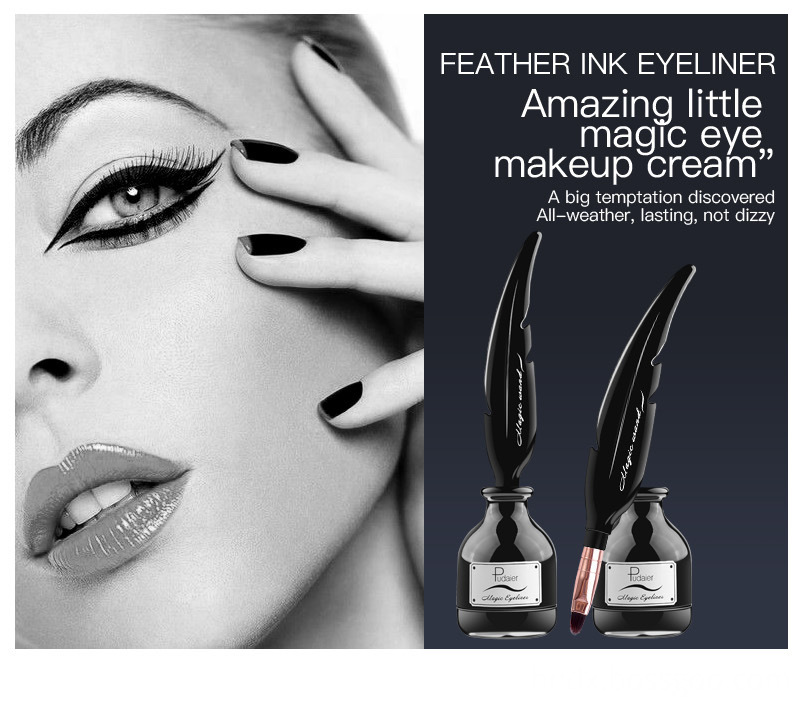 Feather Ink Eyeliner 1