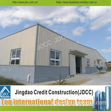 Steel Structure Manufacturer of Factory Workshop and Warehouse Building