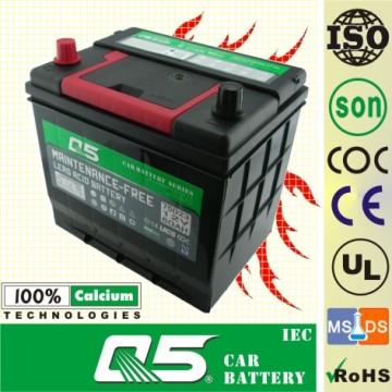 SS50, SS452, 12V45AH, modelo australiano, manutenção automática do armazenamento bateria de carro grátis