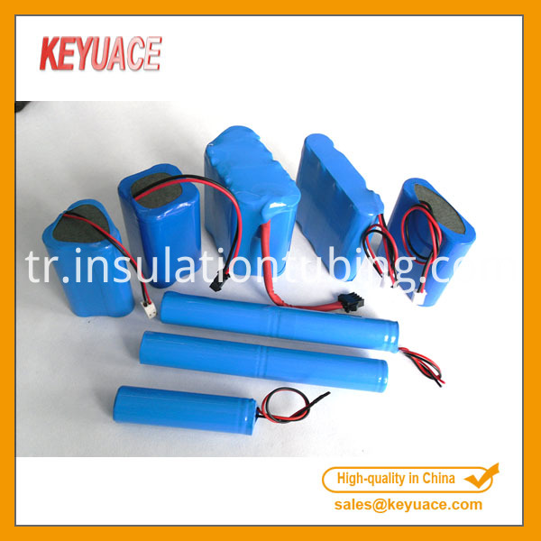 PVC Heat Shrink Tubing