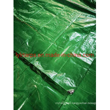 Heavy Duty Fabric Tarpaulin Sheet PE Tarp Truck Cover