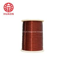 Fio esmaltado de fio de cobre de resistência ao calor
