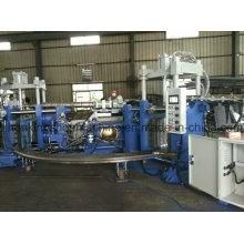 Botas de lluvia de 1 color PVC TPR que hacen la máquina