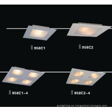 Modernas lámparas de techo de moda de alta calidad (958C1-4)