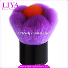 OEM nouvelle conception custome logo pinceaux de maquillage avec prix bon marché