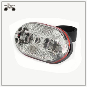 9 LED Bicycle Safety Tail Light