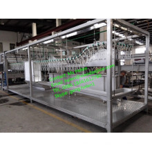 300-500 / H Hühnerschlachtmaschine / Kleine Hühnerschlachtlinie
