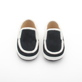 Black Boy Boat shoes Leren kinder casual schoenen