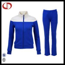OEM Cheap Sports Wear Tracksuit Women