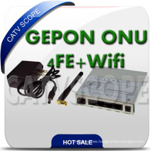 Gepon Tri-Play Network ONU with WiFi
