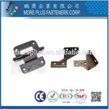 Taiwan Charnières en acier inoxydable en cuivre en acier inoxydable Charnières sécurisées Charnière en acier inoxydable