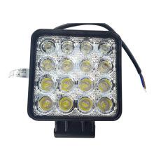 5 дюймов 48 Вт светодиодные работы света 12V для бездорожья авто 48w светодиодные рабочий свет для автомобиля