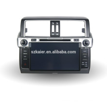 Directly factory ! Android 4.4 car dvd for prado 150 2013 +OEM+Canbus