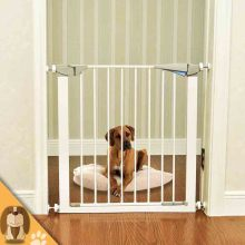 Two Sides Open Metal Safety Gate