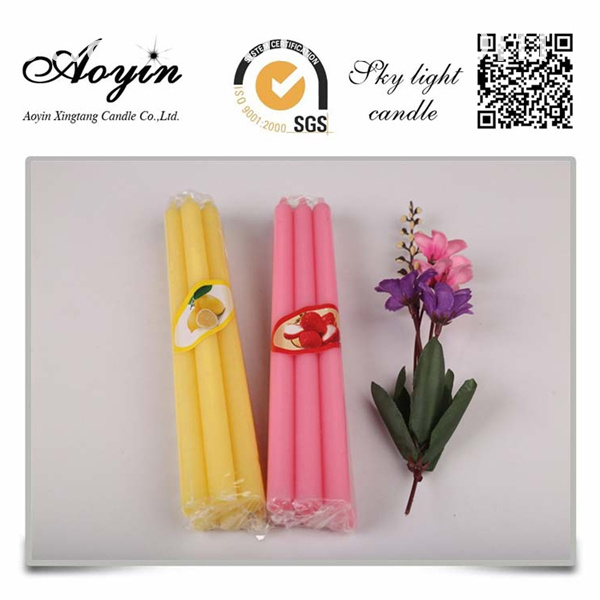 CHEAP COLOR CANDLE39