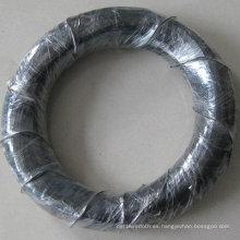 Alambre de empalme recocido negro de alambre