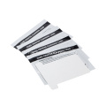Zebra Short T Cleaning Cards 156mm