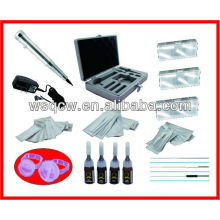 Full set eyebrow tattoo machine kit