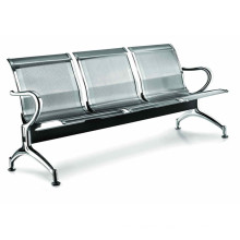 Stainless Steel Station Chair Hospital Chair for Public