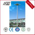 Стальной оцинкованный стадион фонарный столб