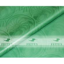 Ткань зеленый дамасской Shadda Базен riche Гвинея brocade для свадьбы 2016 в наличии