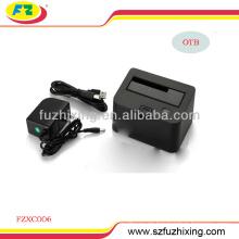 USB2.0 bis 2.5 / 3.5 SATA OTB HDD Docking Station