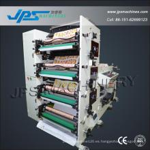 Máquina de impresión automática de papel de cromo