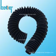 Soufflets flexibles en caoutchouc nitrile personnalisés pour les composants mobiles