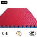 High Density Colorful Wresting Martial Arts Mat