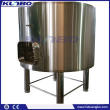 Équipement de brasserie à la maison d'acier inoxydable de KUNBO / Tuner de Mash / fermenteur de veste