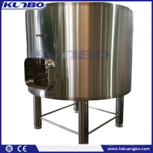KUNBO Stainless Steel Home Brewery Equipment / Mash Tun /Jacket Fermenter