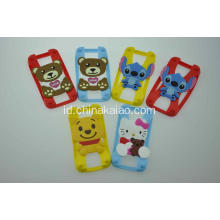 Kustom Silicone Cell Phone Cartoon Case