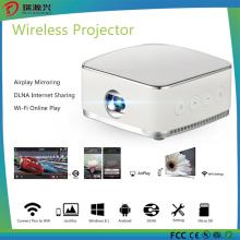high lumen full HD Mini Portable Wireless Projector