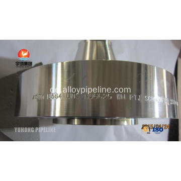 Stahl-Flansch Inconel 625 ASTM B564 UNS U06625