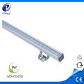 Standard DMX512 control 9W aluminum led strip light