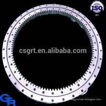 Rolamento do balanço do komatsu, rolamento do rolamento do giro hidráulico, anel giratório da combinação do rolo / bola