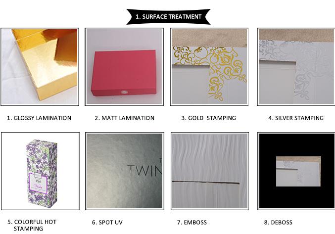 packaging luxury box