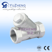 Factory Y Type Stainless Steel Strainer