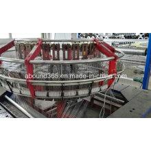 Six Shuttle Circular Loom para bolsas tejidas PP