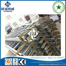 Ladder type cable tray roll forming machine