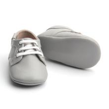 Giày da trẻ em chính hãng mềm da giày trẻ em