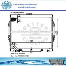 Radiateurs pour Mitsubishi Montero 94-97 MT