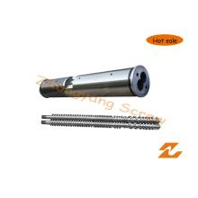 38crmoala Parallel doppelte Schnecke und Zylinder