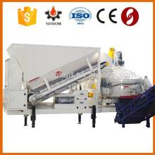 Alibaba best seller El más nuevo diseño SDDOM MC1200 Concreto mezcla planta