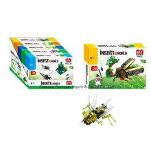 Boutique Baustein Spielzeug für DIY Insekt World-Firefly