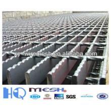 Rejilla de la calzada del metal / reja de acero galvanizada precio de la cerca