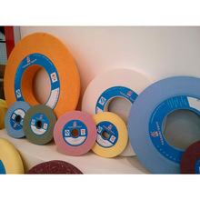 PA / Wa / a / Gc / SA Lubricantes de enlace vitrificado, ruedas de diamante